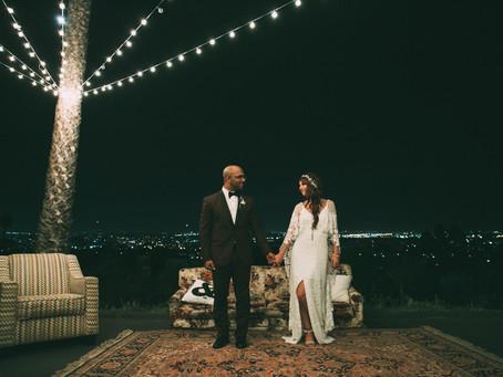Travel-Inspired Boho Wedding: Wedding Bowl + Soledad Club