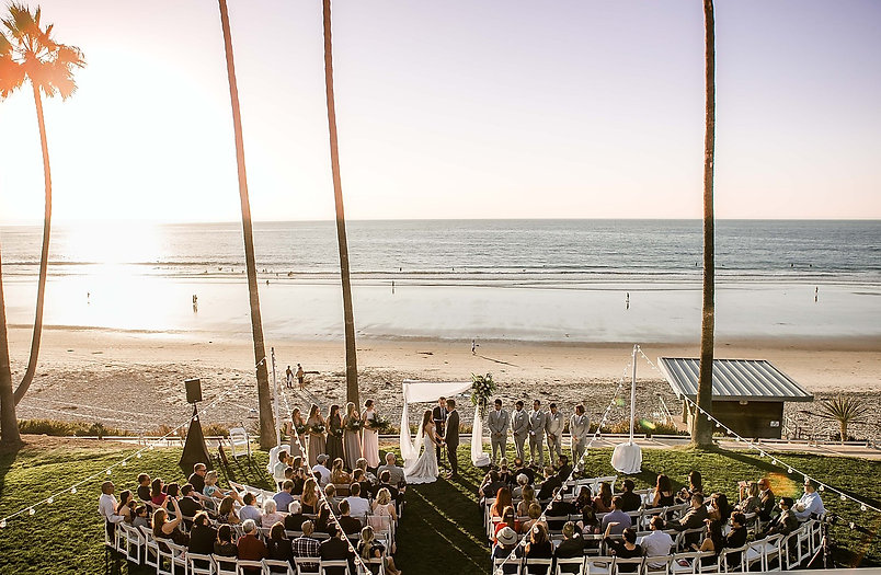 Scripps Seaside Forum Wedding Beach La Jolla Venue
