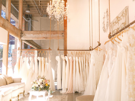 Online Wedding Dress Shopping VS San Diego Bridal Boutiques!