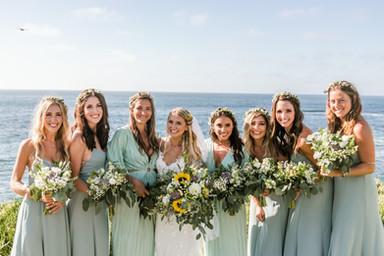 Bridesmaids La Jolla