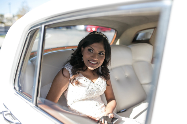 limo service wedding san diego