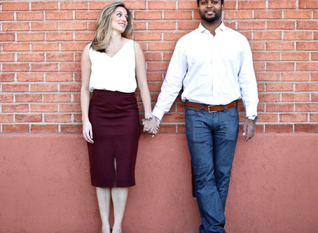 What To Wear During An Engagement Photoshoot
