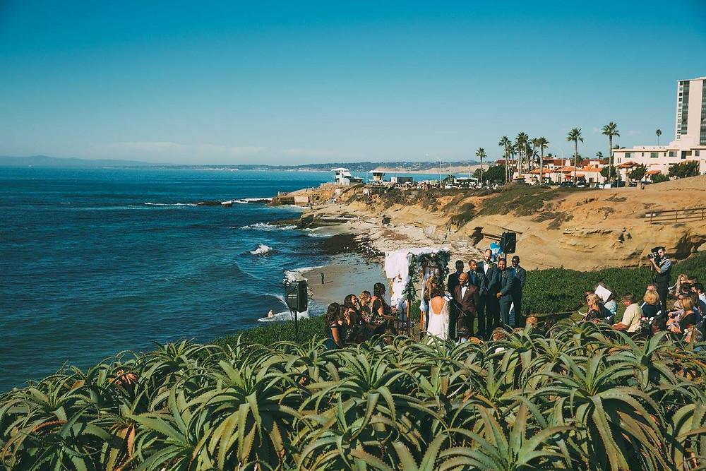 wedding bowl La Jolla, San Diego