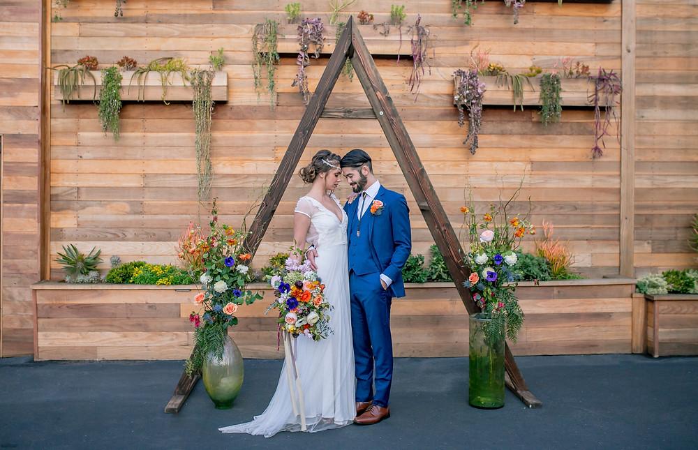 Lot 8 Mission Valley Wedding
