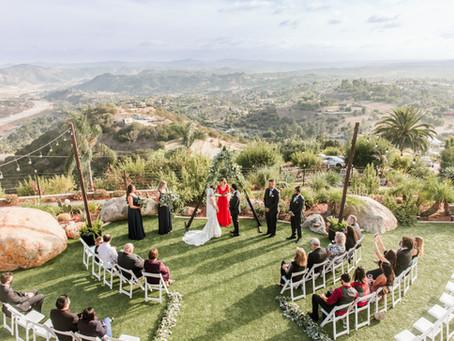 Planning Your Backyard Wedding in San Diego