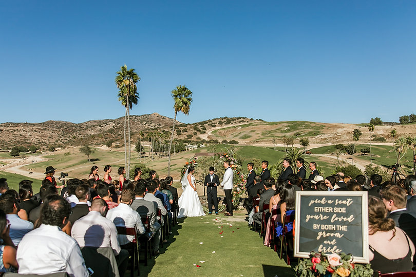 San Diego Zoo Safari Park Wedding Venue