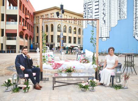 Horton Plaza Park Wedding in Downtown San Diego