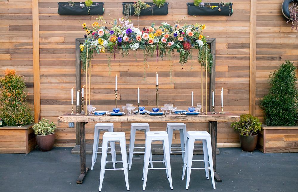 Lot8 wedding mission valley san diego