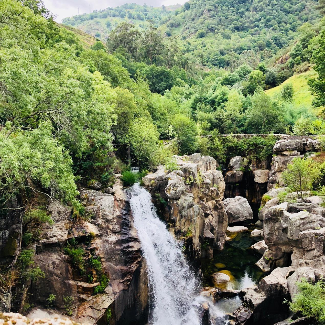 Nationalpark Geneda Perez Portugal