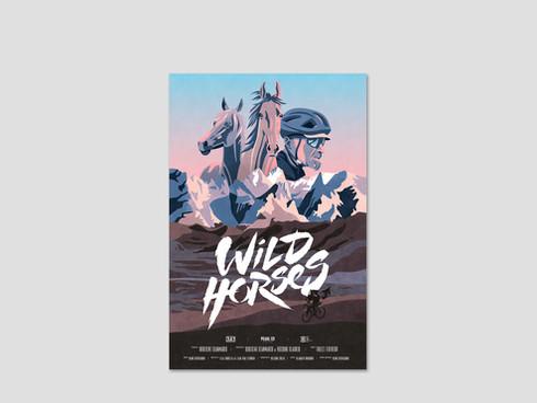 Wild Horses Billboard