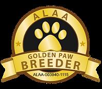 Autumn Haze Labradoodles ALAA Golden Paw