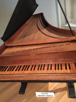 クリストフォリのピアノ!