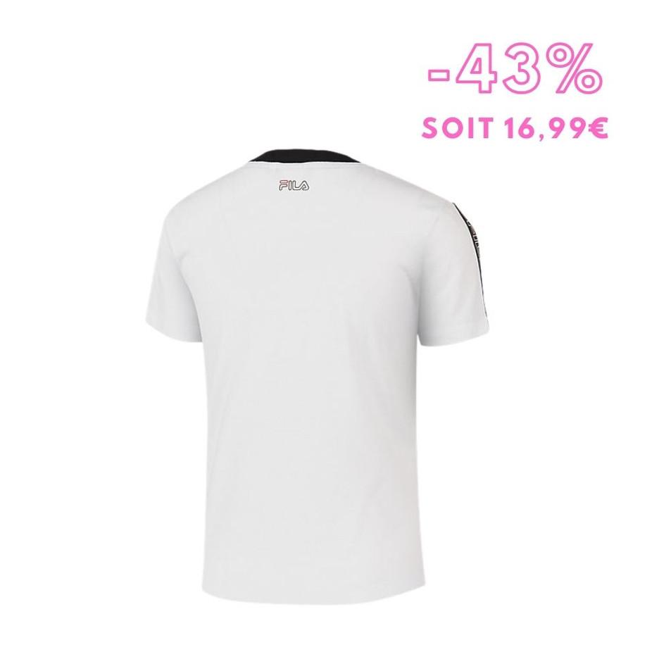 Fila T-shirt manches courtes femme Ameli