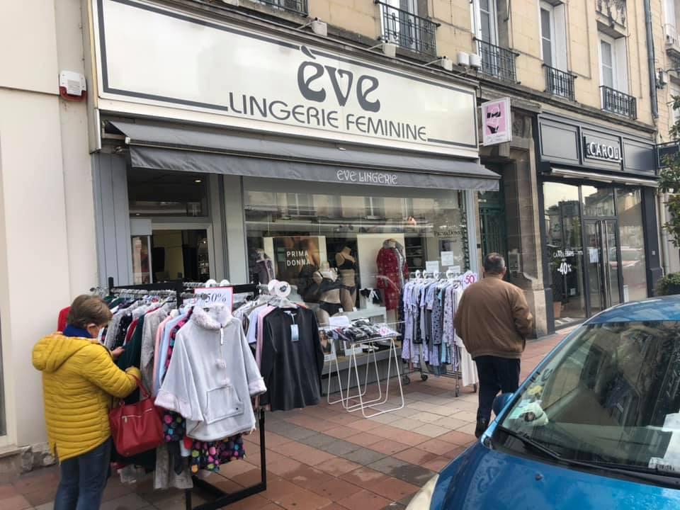 Eve - Lingerie