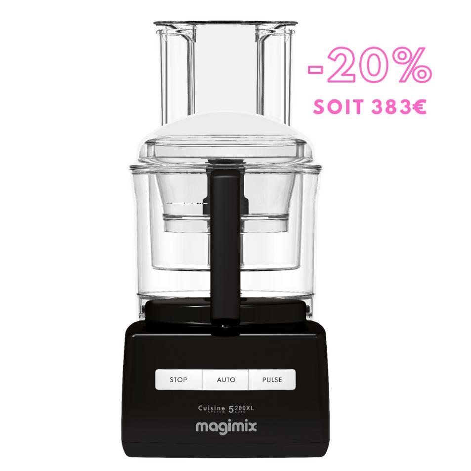 Magimix - CS 5200 XL