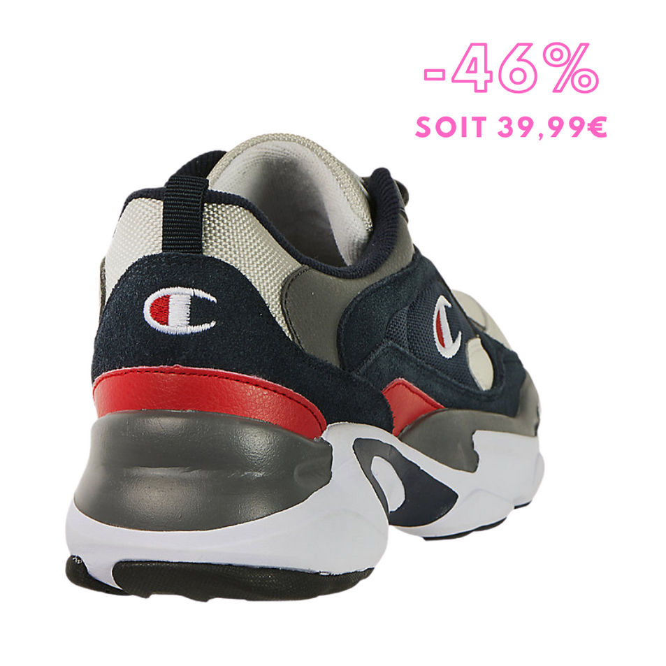 Champion - Sneakers homme Tampa 4