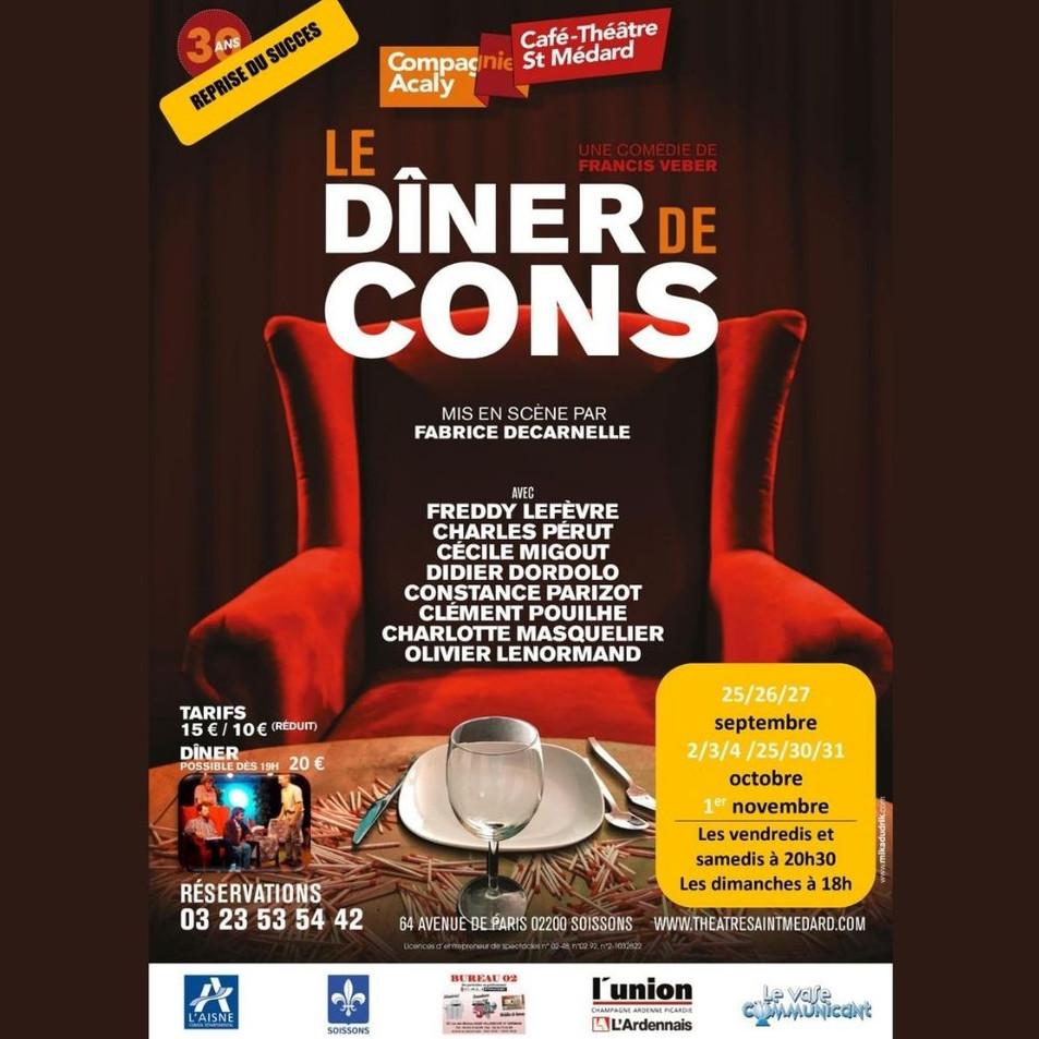Acaly - Le Diner de cons