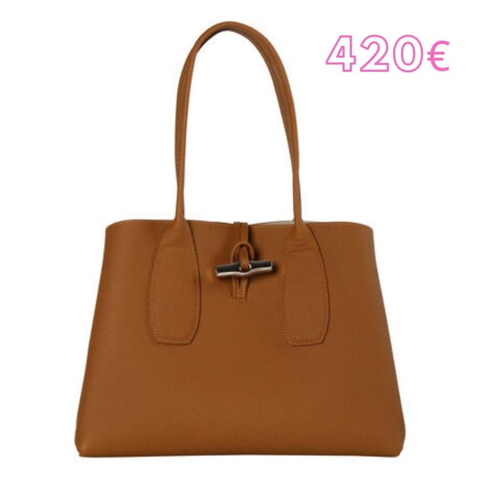 Longchamp - Sac gamme Roseau