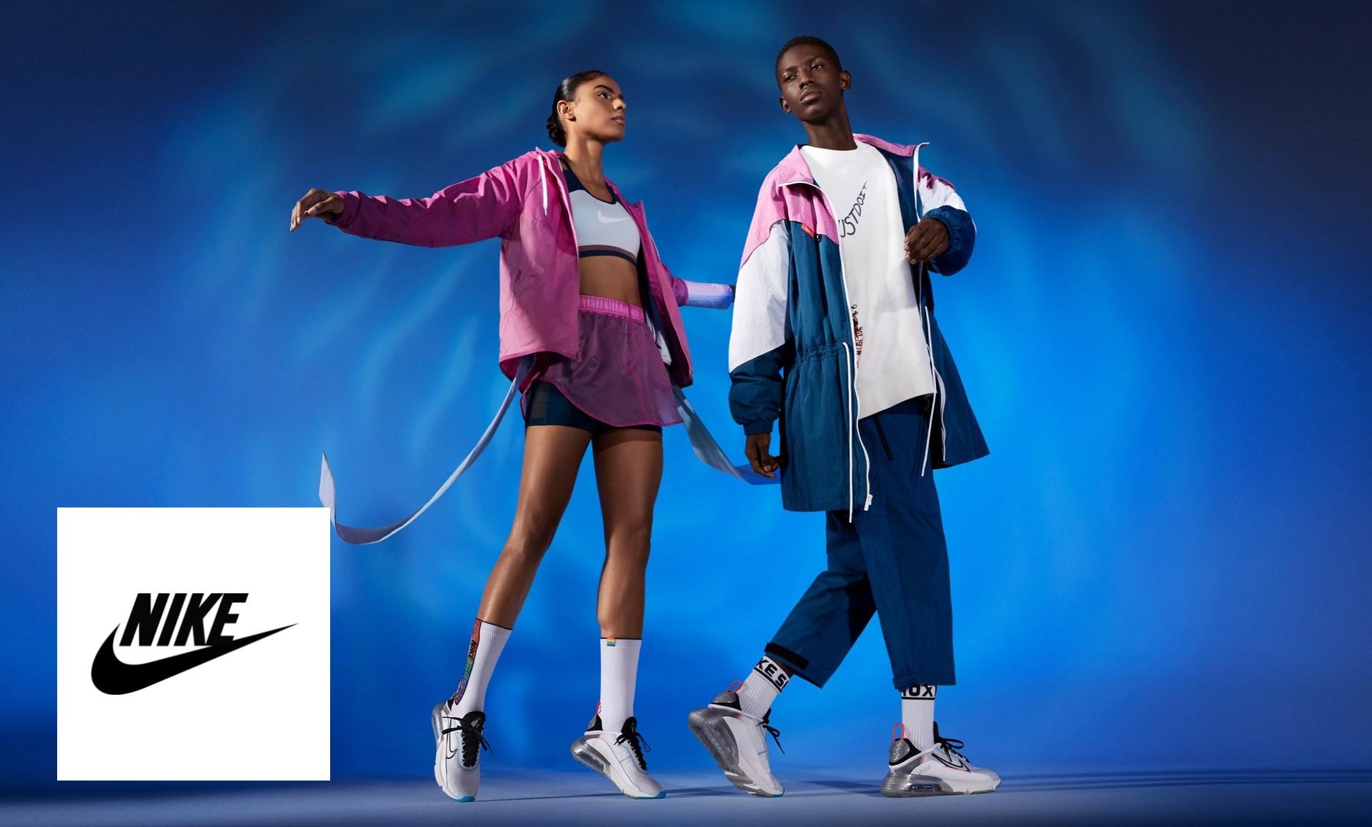 Nike-bande