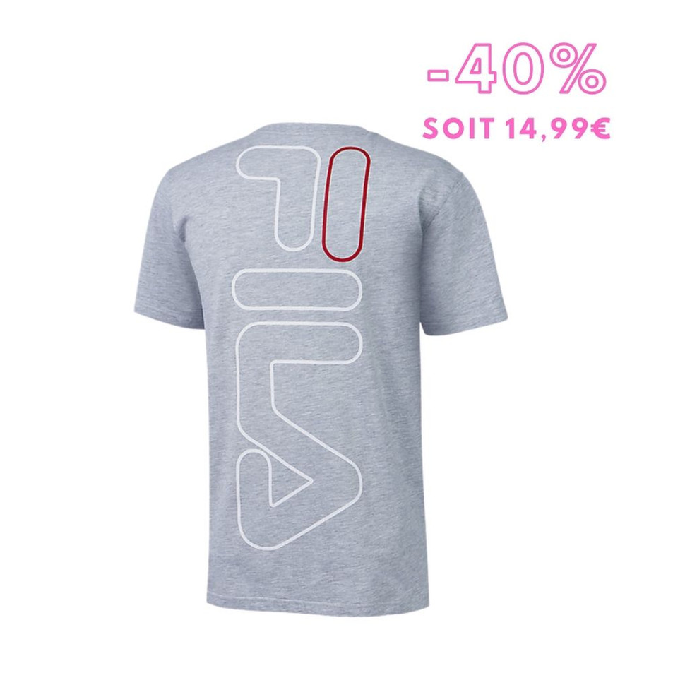Fila T-shirt manches courtes homme Guari