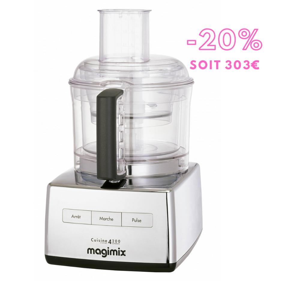 Magimix - CS 4200 XL