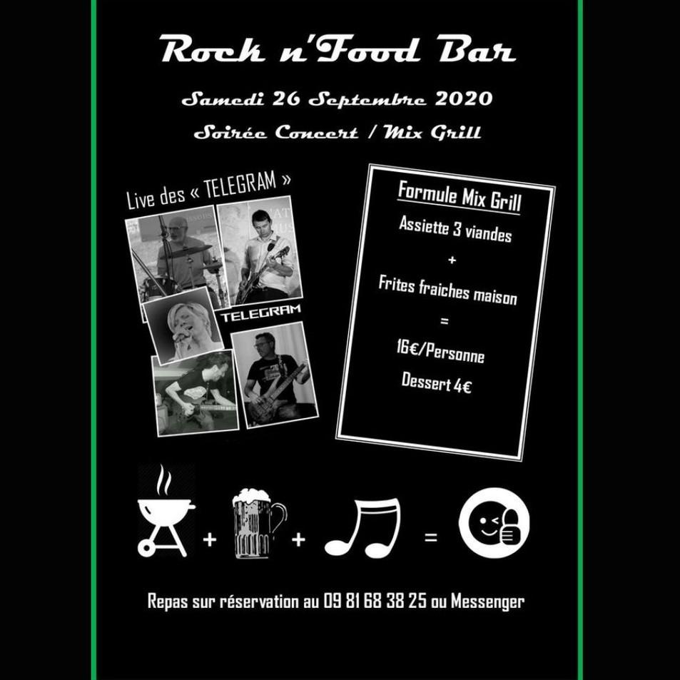 RockNBar Soirée concert