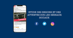 Etude des réseaux sociaux