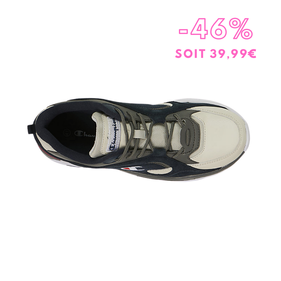 Champion - Sneakers homme Tampa 3
