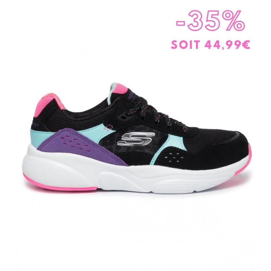 Skecher - sneakers meridian no worries femmes