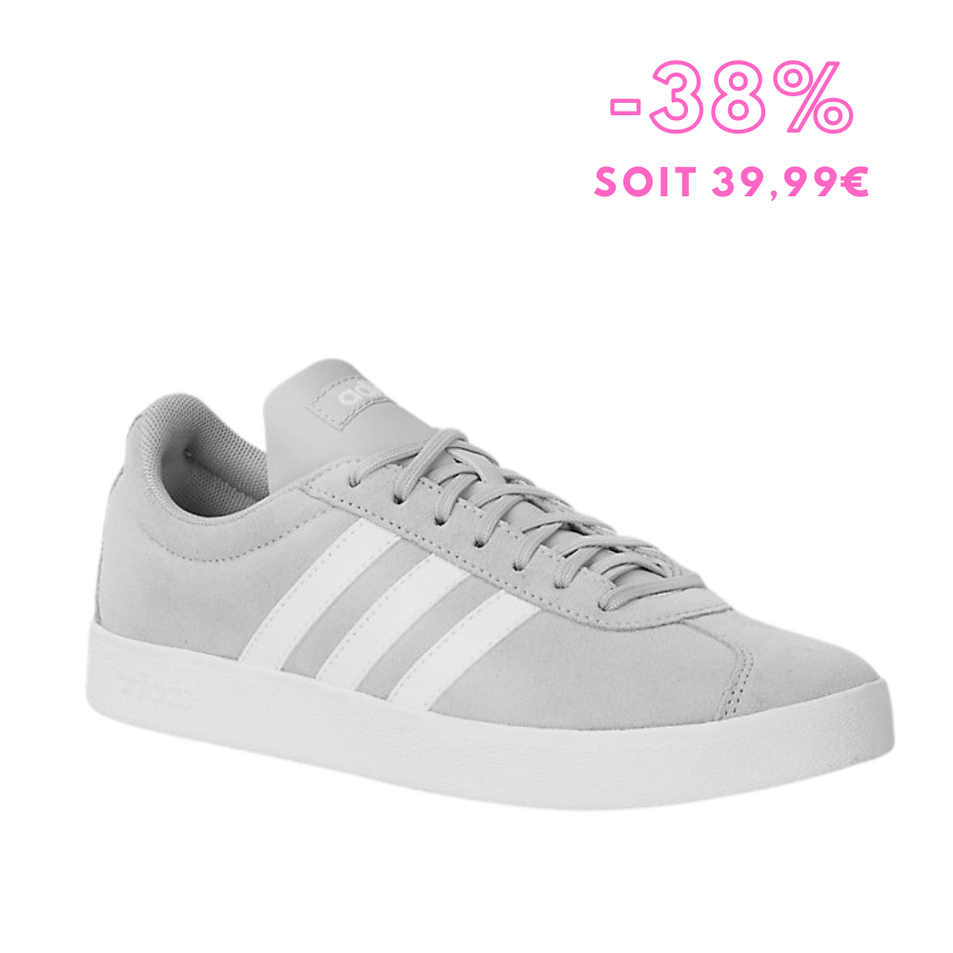 Adidas - Sneakers femme Vl Court 2.0
