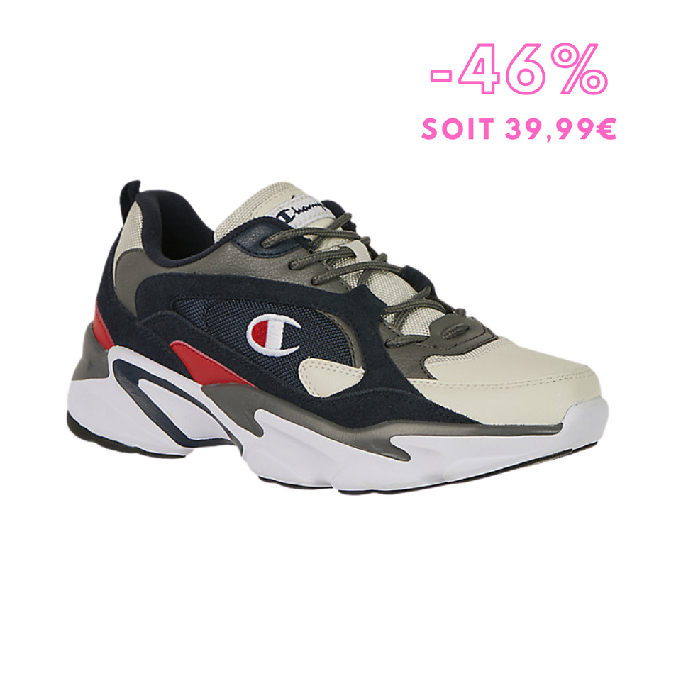 Champion - Sneakers homme Tampa 2