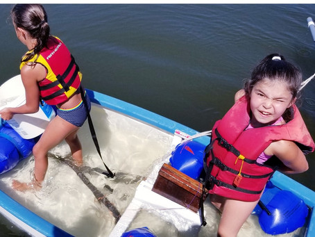 New: Junior Sailing Camp for Summer 2021!