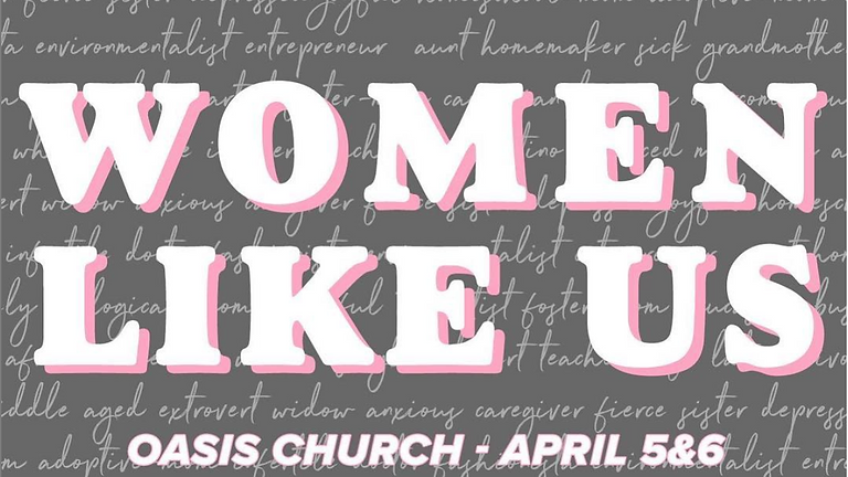 Women Like Us Conference