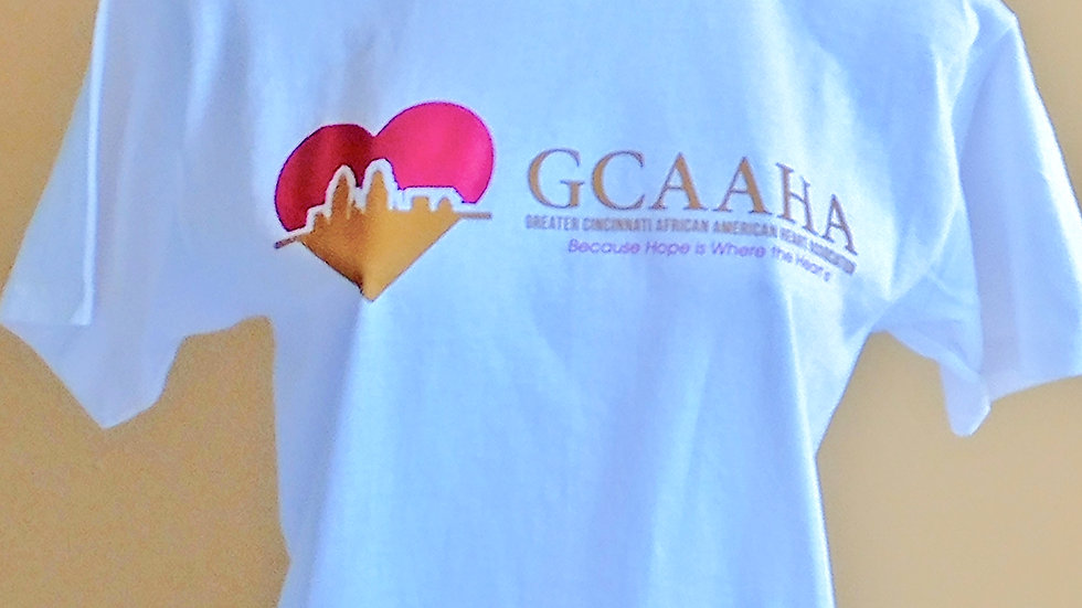 GCAAHA Stylish T-Shirt