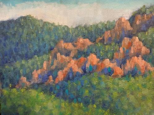 North Cheyenne Canyon