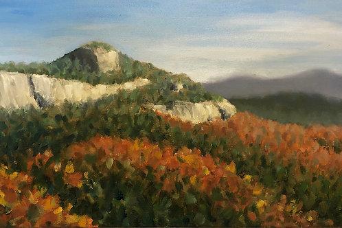Ashville Mountains