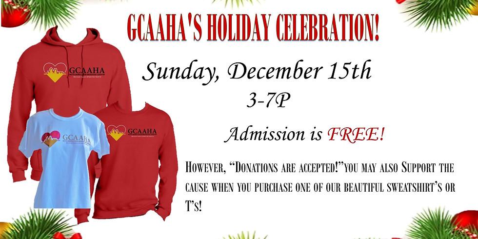 GCAAHA'S HOLIDAY CELEBRATION