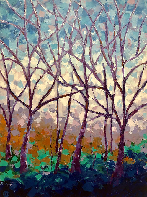 Trees in Mosaic