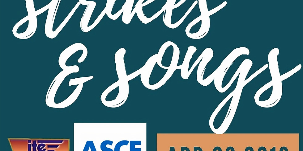 April Happy Hour - Strikes and Songs