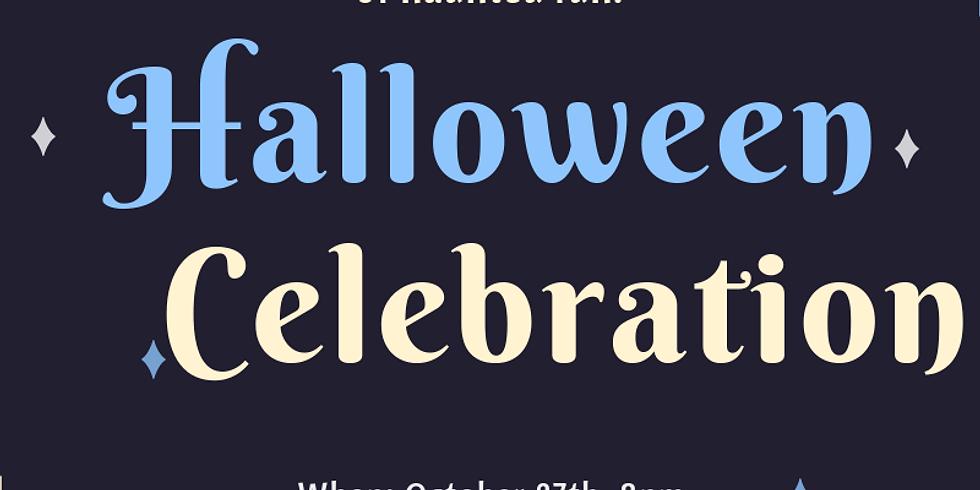 Joint Annual Halloween Celebration!