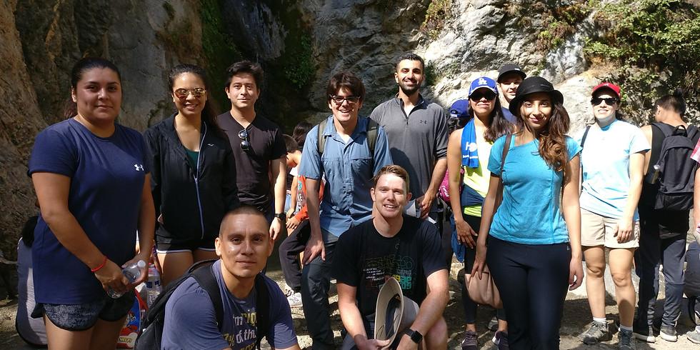 Monrovia Canyon Falls Hike!