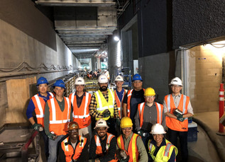 Behind the Scenes of the Crenshaw/LAX Metro Line!