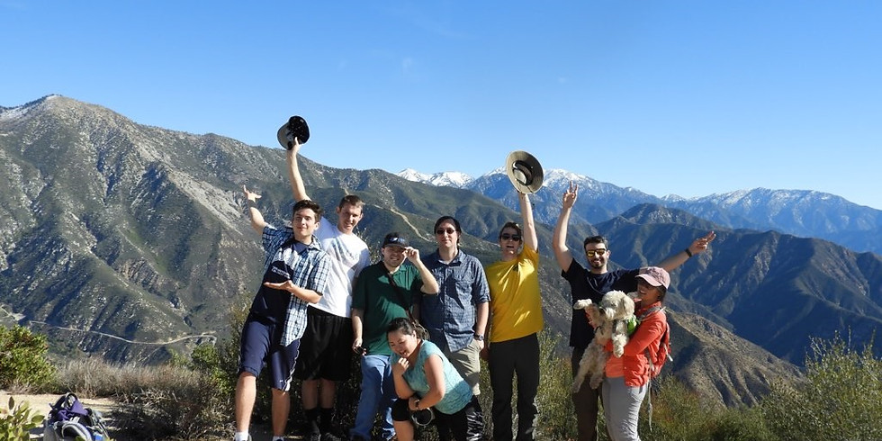 Skull Rock Hike via Temescal Canyon with SEAOSC Younger Members