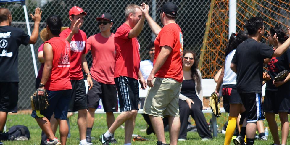 Annual Softball Game