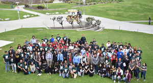 25th Annual Popsicle Stick Bridge Competition at Cal Poly Pomona