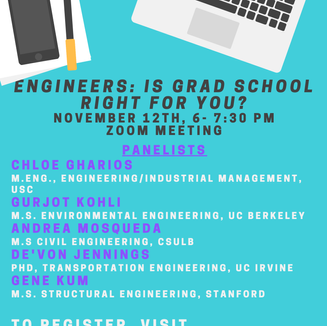 Engineers: Is Grad School Right For You?