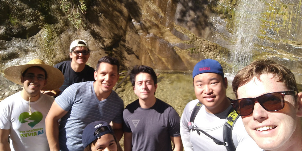 Hike to Sturtevant Falls