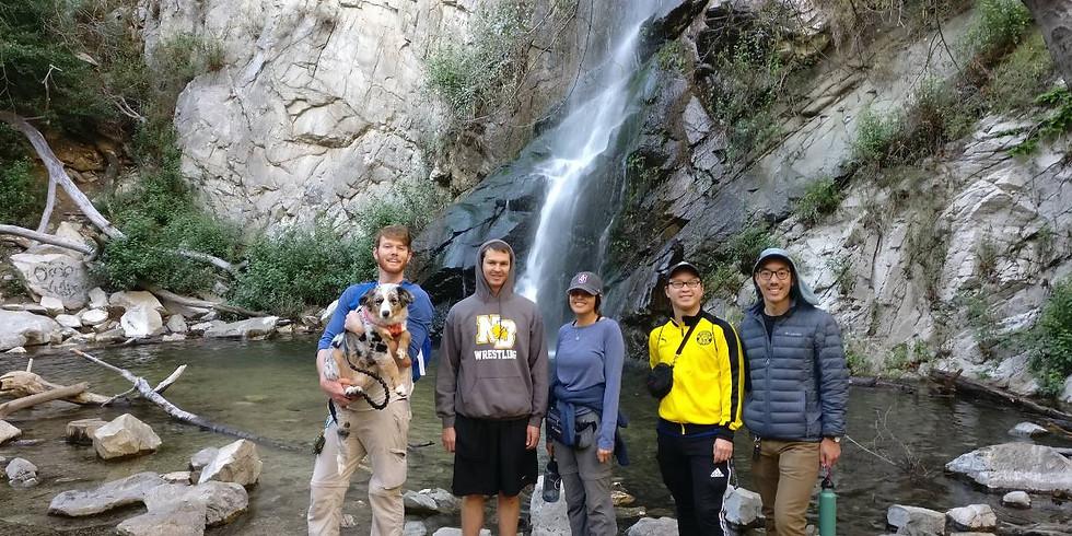 Eaton Canyon Hike & Cleanup