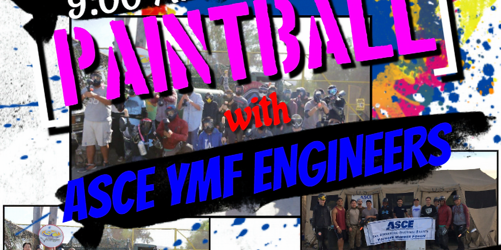 2018 Joint YMF Event: Paintball at SC Village in Corona
