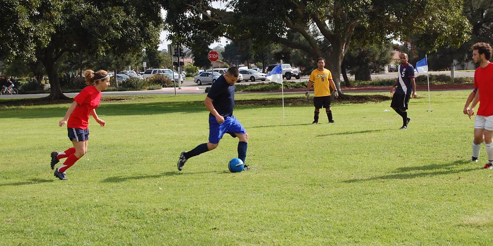 Joint YMF Soccer Tournament